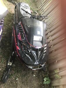 Mach1 670 snowmobile (need GONE)