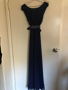 Beautiful Navy blue size 8 formal dress Highgate Hill Brisbane South West Preview