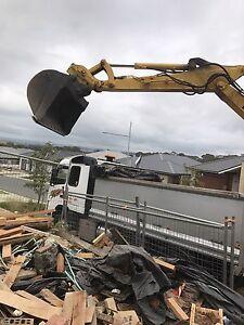 Rubbish & demolition Campbelltown Campbelltown Area Preview