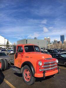 1950 Fargo 1 1/2 Dually flathead
