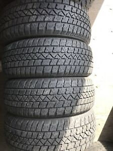 185/60R15 winter tires