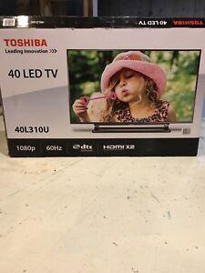 """Toshiba 40"""" LED TV"""