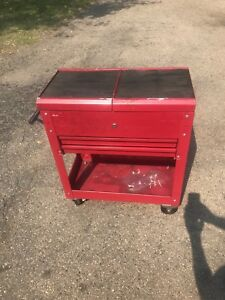 Westward tool cart with tools