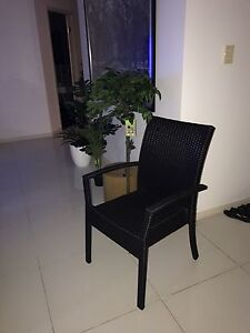 Rattan Chair Biggera Waters Gold Coast City Preview