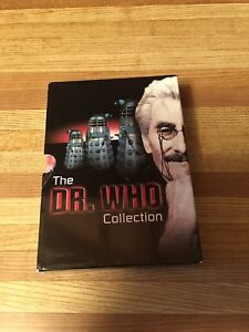 DVD BOX SET The Doctor Who Collection