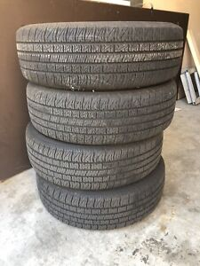 185/60/15 MotoMaster SE2 All Season Tire - 4x100 Bolt Pattern