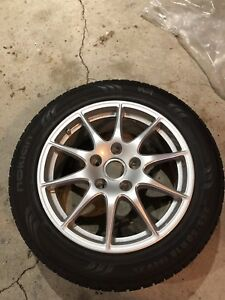 Porsche Winter Tire Package