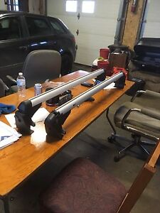 OEM Roof Racks for 2011 VW Jetta