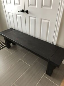 Gorgeous big table benches