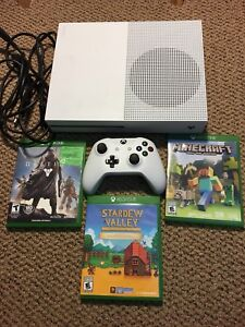 Xbox One 1 Tb S bundle