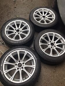 BMW 18inch sport wheels & tires