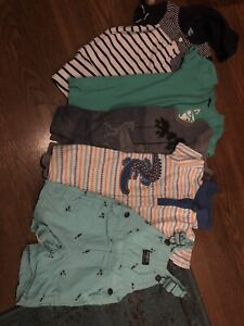 Boys clothes 9-24 months. 65 pieces Only $40!