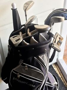 Mixed bag of clubs