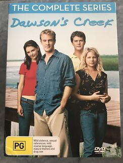 Dawson's Creek - Complete Series - Excellent Condition