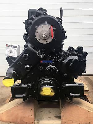 International D414 Engine Long Block Rebuilt Esn414dt2u079422 Bcn 875500c3