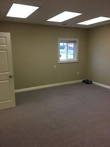 Prime location.  2 offices up for rent in Napanee
