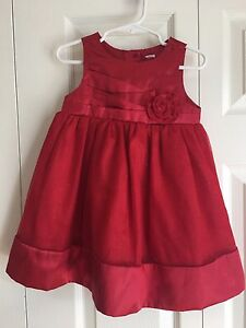 Baby Girl Dresses Lot 18-24 Months