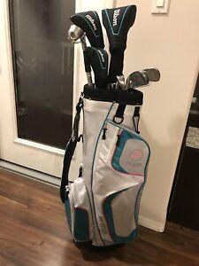 Wilson Hope Women's Golf Set