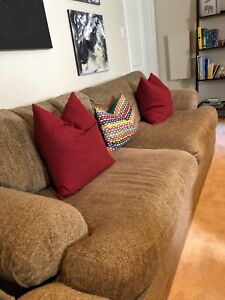 Crate & Barrel Couch ( Large )