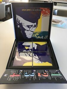 Elton John coffret CD To be Continued