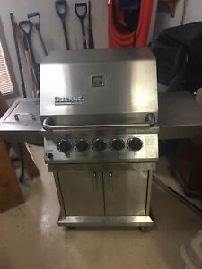 Ducane stainless steel barbecue