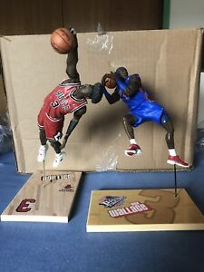 Basketball Mcfarlene figurines