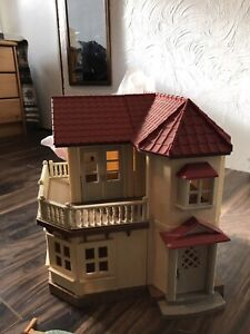 Doll house with all accessories