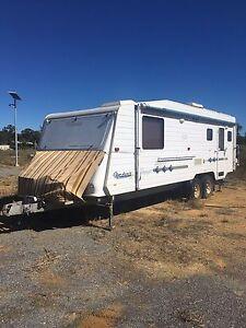 Roadstar full off-road caravan Singleton Heights Singleton Area Preview