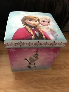 Frozen storage box