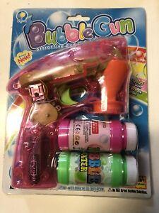 Bubble Gun kids