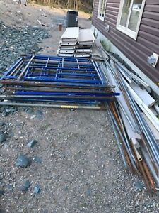 Used scaffold to sale