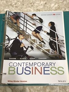 Contemporary business canadian edition buy or sell books in contemporary business canadian edition university of toronto fandeluxe Choice Image