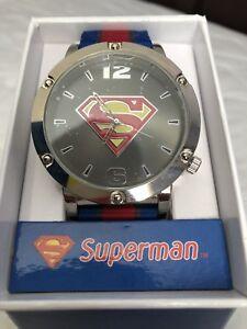 Men's Superman watch