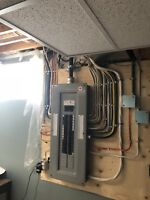 Licensed Electrician, Fully Insured, WCB, Incorporated