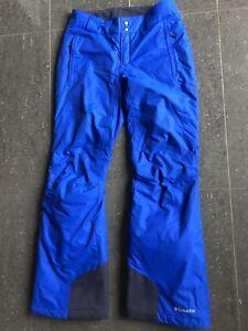 Pantalon neige Columbia Femme Small, Doit vendre! Déménagement !