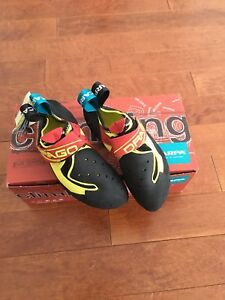 Scarpa Drago climbing shoes 37 escalade 5USM/6USF
