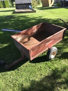 Wheel Horse small utility trailer
