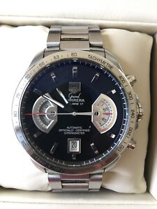 TAG HEUER Grand Carrera 17 RS CAU511A