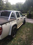 2008 Holden Colorado SWAP Gisborne Macedon Ranges Preview