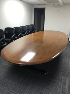 Office Conference Table & Chairs