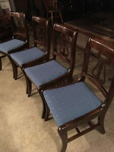 Antique kitchen / dining chairs