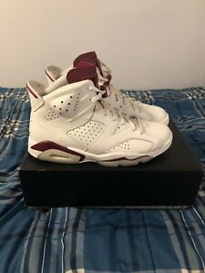5d3c72f84b6 Jordan 6 Maroon | Kijiji - Buy, Sell & Save with Canada's #1 Local ...