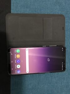 Samsung s8 Plus Orchid Grey