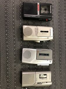 Microcassette recorders