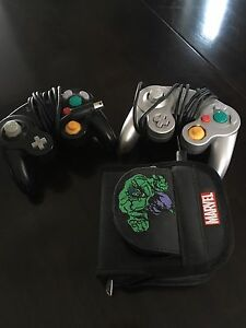 Game Cube Games/Controllers