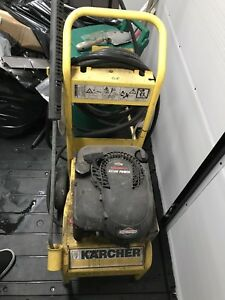 Karcher Pressure Washer (needs repair)