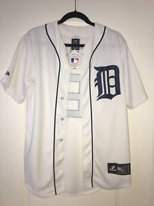 Eminem x Monster Tour 2014 x Detroit Tigers baseball jersey