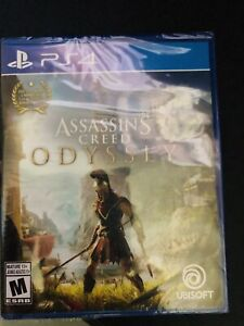 Assassin's Creed Odyssey NEW SEALED PS4