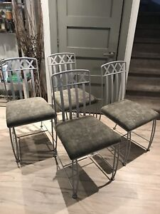Chaises cuisine/ kitchen chairs