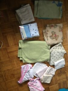 Baby stuff—open to reasonable offers